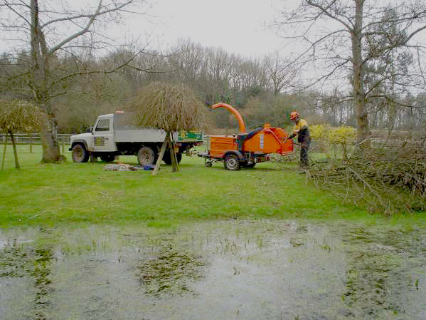 River maintenance