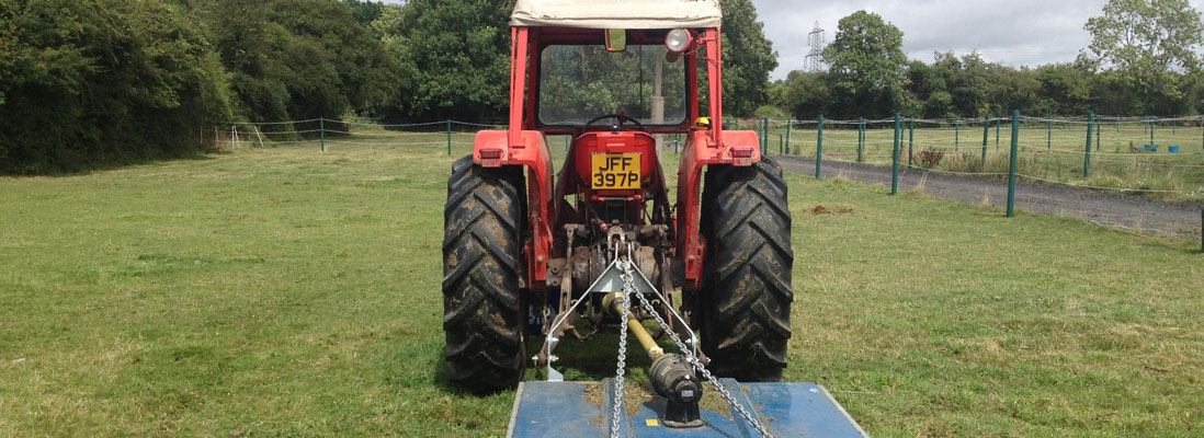 Paddock maintenance Hampshire